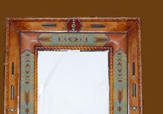 Pendleton and custom mirrors at Blue-wingedolive.com Mirror Shop, Custom Mirrors, Custom Glass, My Etsy Shop, Frame, Blue, Home Decor, Picture Frame, Decoration Home