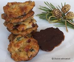 Czech Recipes, Russian Recipes, Crinkles, Biscotti, Christmas Cookies, Chocolate Cake, Muffin, Food And Drink, Baking