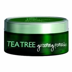 Paul Mitchell Tea Tree Grooming Pomade for Unisex, 3 Ounce Paul Mitchell