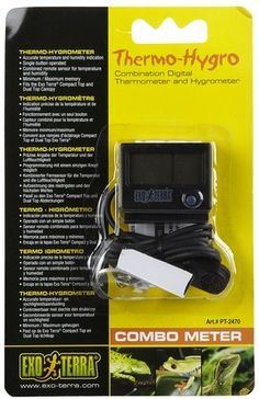 Digital Combination Thermometer/Hygrometer (Quantity of 1) -- Click image for more details. (This is an affiliate link) #WeatherInstruments