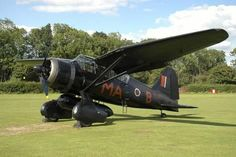 Photographic Print: Westland Lysander Warbird in World War Ii Royal Air Force Colors by Stocktrek Images : 24x16in