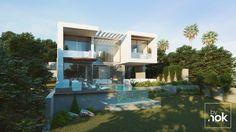4 NEW MODERN VILLAS FOR SALE @LA ALQUERÍA (Marbella)! Designed by Ana Santos & Developed By Nok