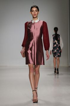 Erin Fetherston RTW Fall 2015 - Slideshow - Runway, Fashion Week, Fashion Shows, Reviews and Fashion Images - WWD.com