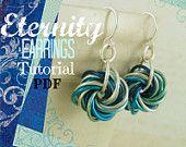 Eternity Earring Tutorial