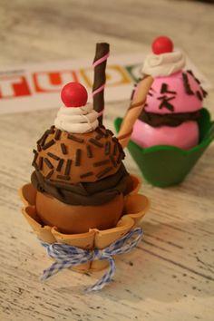 Cupcake De Eva Passo A