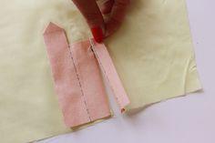 How to sew a sleeve placket | sewalongs.com
