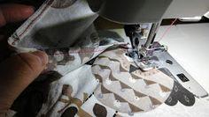 muntaipale - kankaita ja ompeluniloa: Kangaskassi muovikassikaavalla Sewing, Bag, Dressmaking, Couture, Stitching, Sew, Costura, Needlework