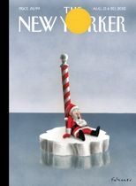 Ian Falconer's cover illustration for this week's New Yorker