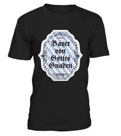 Bekennende Bayern und Bayerinnen wird dieses Shirt große Freude bereiten.