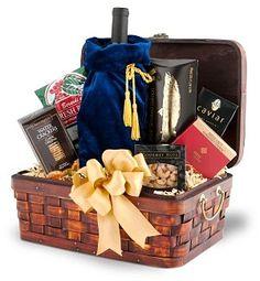 Corporate Elite Wine Gift Basket