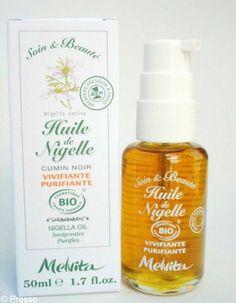 huile-nigelle-melvita en dehors de ses vertus médicinales, l'huile de nigelle est un excellent soin assainissant, apaisant et anti-inflammatoire. Des qualités qui lui ont permis de faire ses preuves sur certaines dermatoses comme le psoriasis, l'eczéma ou encore l'acné.