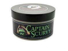 Captain Scurvy Shaving Soap
