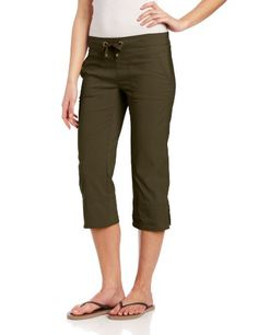 prAna Living Women's Bliss Capri Pant, Cargo Green, Large prAna,http://www.amazon.com/dp/B00DOER4M6/ref=cm_sw_r_pi_dp_VHZhtb0W987FRBPS