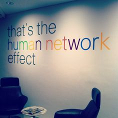 Cisco, The Human Network.