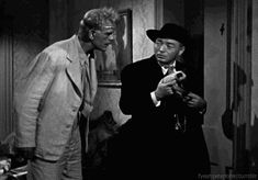 With Boris Karloff in The Boogie Man Will Get You