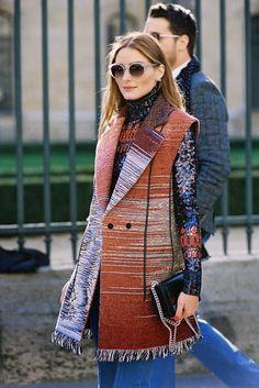 Vanessa Jackman: Paris Fashion Week AW 2015....Olivia