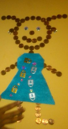 100th day of school project-dress#2