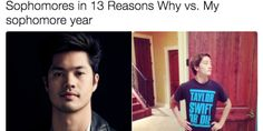 This '13 Reasons Why' Actor Became A Meme For Being Too Grown And Sexy
