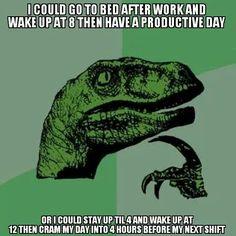 My dilemma