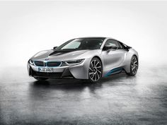 La version définitive de la BMW i8 se montre enfin