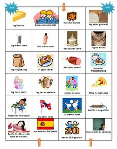 Conjunction Game Board (Printable) | Less Commonly Taught