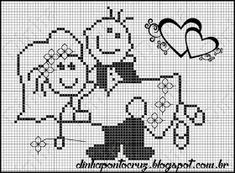 Cross Stitch Charts, Cross Stitch Patterns, Instagram Story, Black And White, Wedding Cross Stitch, Vintage Cross Stitches, Cross Stitch Samplers, Butterfly Cross Stitch, Cute Cross Stitch
