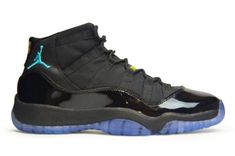 90c2c171e586 Men Size 378037-006 Air Jordan 11 Gamma Blue Black Gamma Blue-Varsity