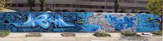 Street Art Par A1one - Teheran (Iran) - Street-art et Graffiti   FatCap