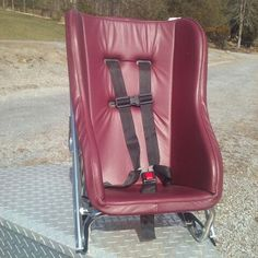 Babyhood 8200, 1995! Last old school car seat!