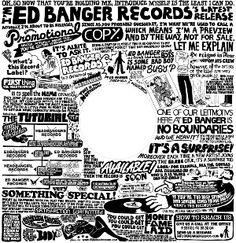So Me illustration, ED Banger Records.
