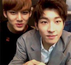 Mingyu & WonWoo