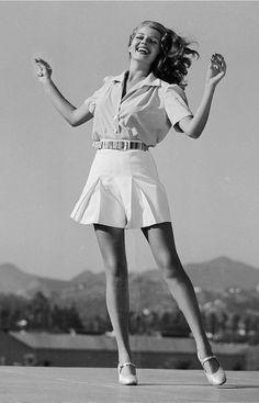 Nefertari: Rita Hayworth!