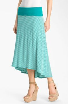 Olivia Moon Midi Skirt available at #Nordstrom