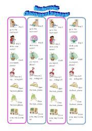 59 best classroom commands images funny animals spanish class spanish grammar. Black Bedroom Furniture Sets. Home Design Ideas