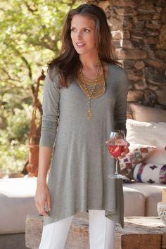 APPLE SHAPE Styling Plus Size Apple Shapes - Plus Size Fashion for Women - alexawebb.com