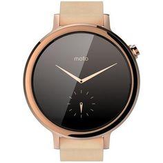 Smart Watch - Moto 360 2nd Generation 42mm (for Women)