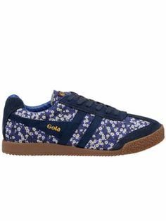 Gola Mitsi Valeria ladies trainer shoes Blue - House of Fraser