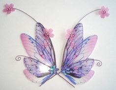 fantasy film fairy wings | OOAK FAIRY PIXIE FANTASY ART DOLL WINGS ADSG IADR