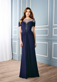 Val Stefani Celebrations MB7541 Mother Of The Bride Dress - The Knot