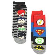 Nickelodeon Ninja Turtles 3 Pair Slipper Socks Size 3-5T