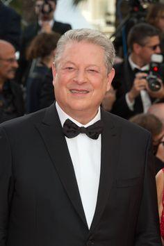 Al Gore en Brioni - Cannes 2017 : Eva Longoria, star de la montée des marches du 22 mai - Elle