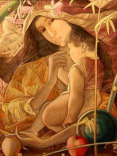 by Tam Austria  (XX Century, Filipino)