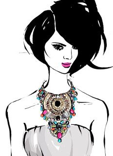 Scrapbook: Megan Hess - Fashion Ilustrator