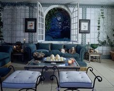 Italian Style Living Space Decoration Concepts ~ Home Design