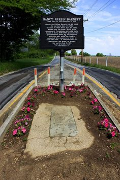 See the grave that scared road workers so much they paved around it