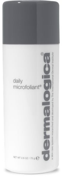 For smooth skin from the gods. Dermalogica Daily Microfoliant.