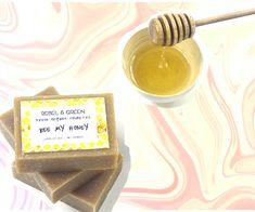 Jabón de miel para pieles con tendencia a tener granitos y rojeces: elimina impurezas, hidrata y desincrusta los poros dejando la piel limpia y juogsa