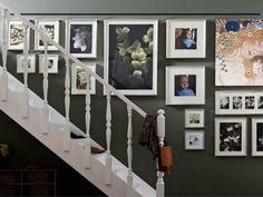 Ideas Decorar Paredes Escaleras : ideas para decorar la pared de la escalera – Casa Web