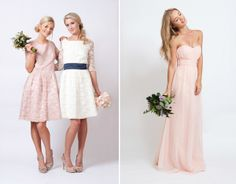 Maids to Measure ~ Design Your Own Bridesmaids Dresses