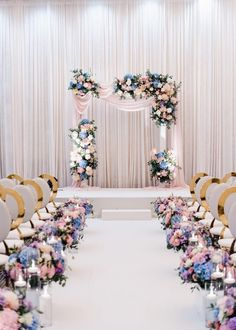 This unexpected yet super elegant and ethereal design was beyond expectation! Event Planning Design, Event Design, Wedding News, Wedding Events, Flower Factory, Summer Garden, Celebrity Weddings, Luxury Wedding, Wedding Planner